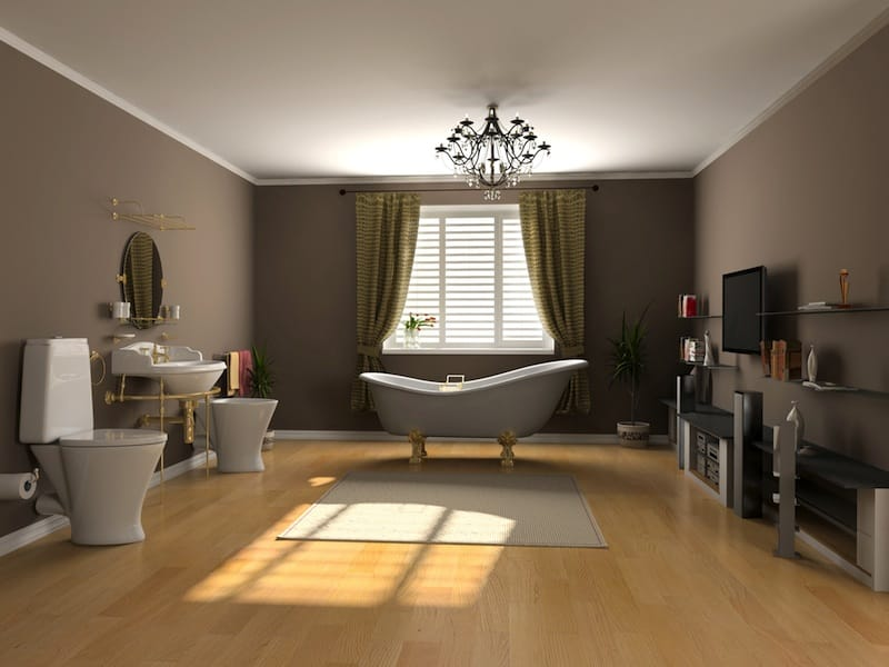 The official south lakes north lakes new home community for Bathroom decor trends 2015