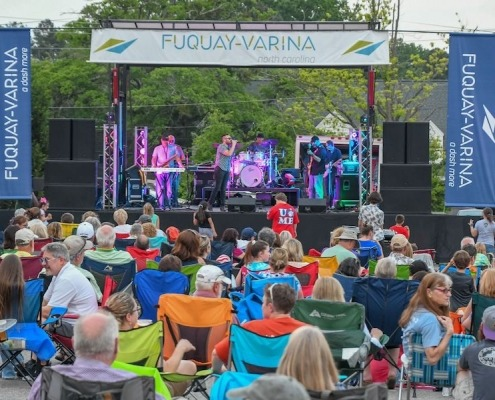 Fuquay-Varina-Concert-Series-South-Lakes